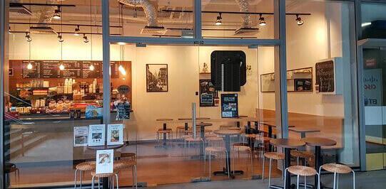 Popular Cafe For Takeover - 90K