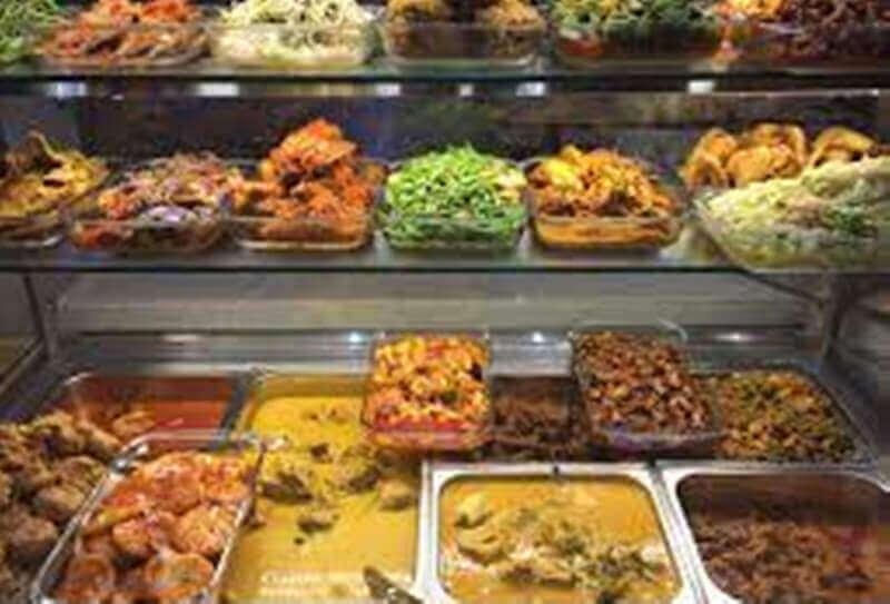 Malay Nasi Padang Food Stall For Takeover At Tampines Area