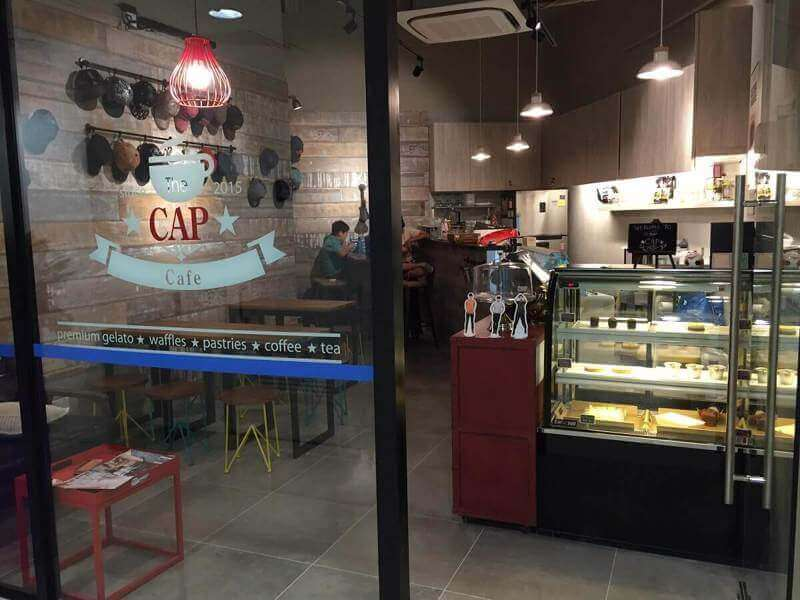 Cafe Business For Take Over