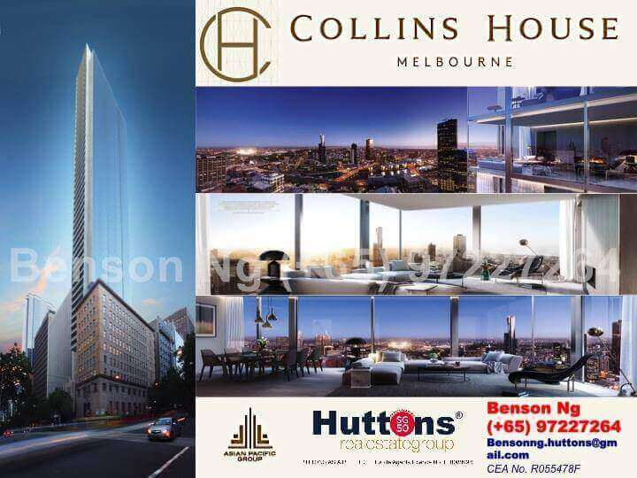 Collins House Melbourne For Sale
