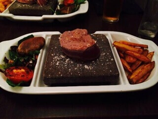 Lavastone Steak & Grill Restobar