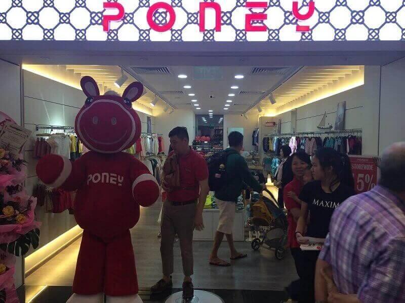 Poney Franchisee Looking For Investor/Partner For Expansion