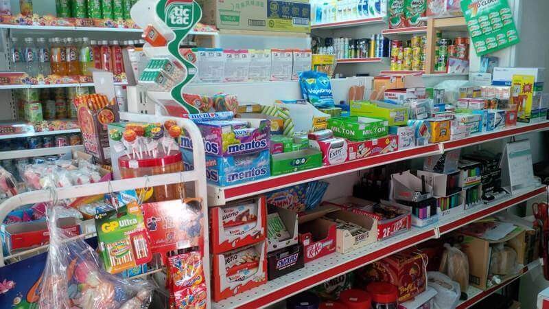 Profitable Chinese Mamashop / Minimart Kiosk For Sale/ Take Over