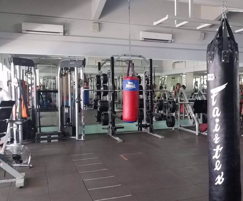 Fully Functional Gym For Sale In Serangoon Gardens Area