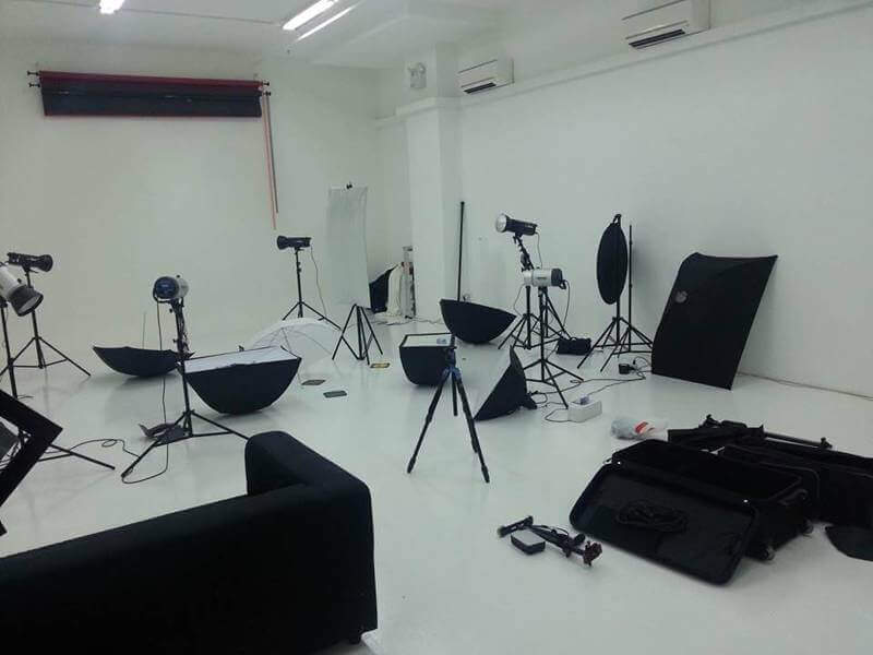 Established Photography Studio (Industrial Space B1) For Taking Over