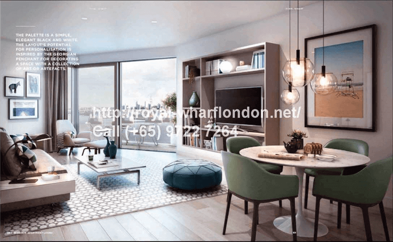 Royal Wharf London For Sale