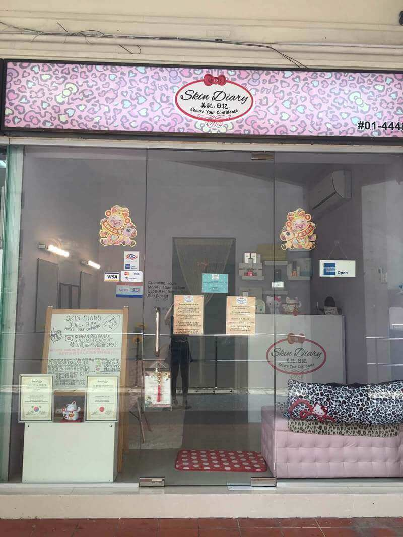 Business Takeover (Beauty Salon)