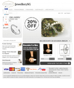 PR3 Jewellery E-Commerce Website On Sale