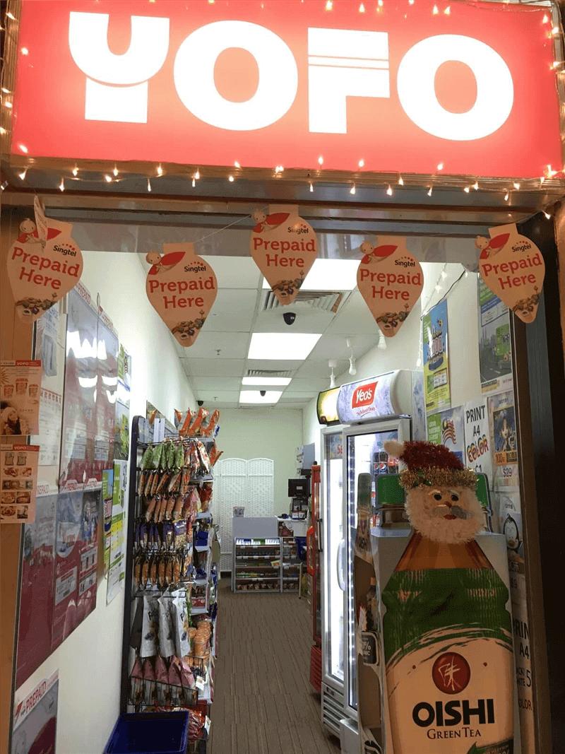 Yofo Mini Mart For Sale - City Centre Good Price