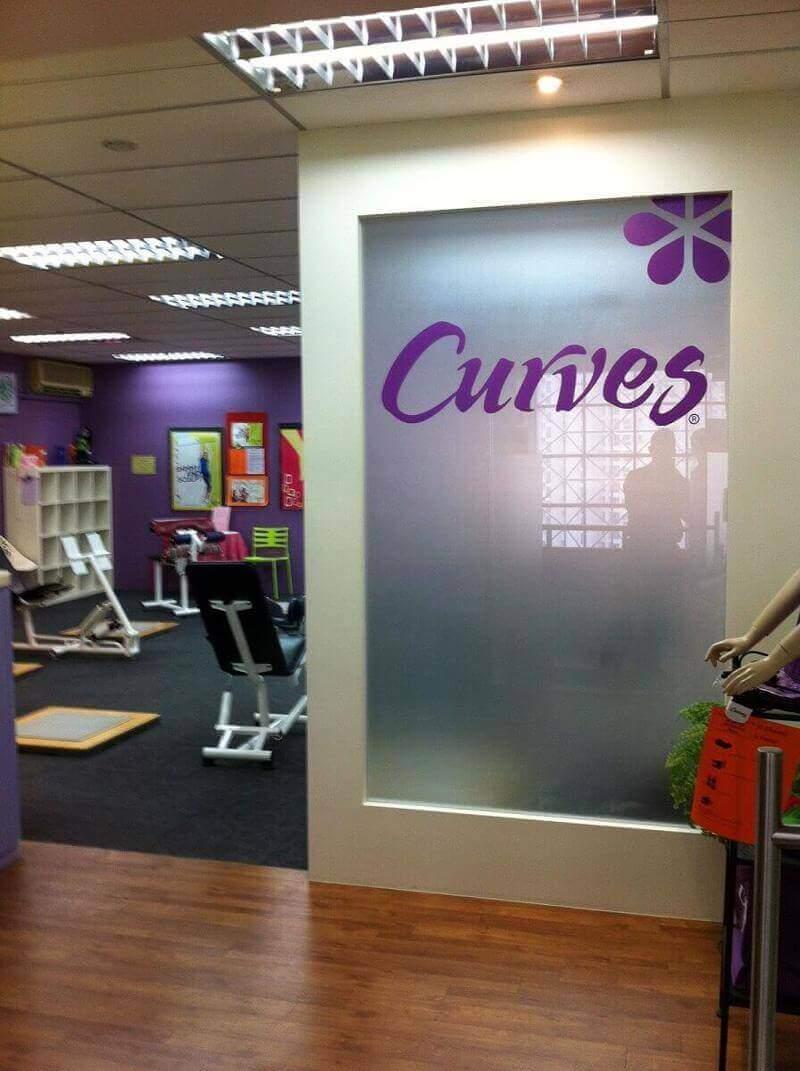 Established Curves For Sale.   Top Fitness Franchise.    Low Investment.