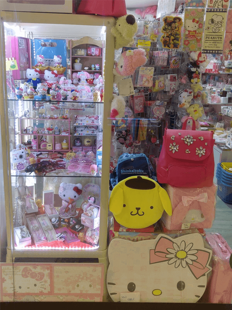 Authentic Hello Kitty Business