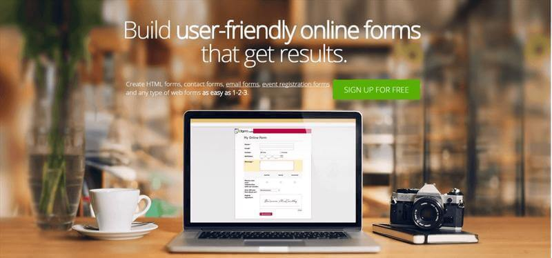 Build User-Friendly Online Forms That Get Results With Eform