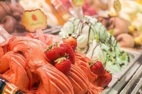 *** Popular Gelato Ice Cream Kiosk For Sale ***