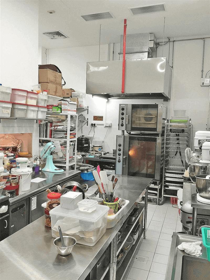 Established Bakery Shop For Takeover @ Tanjong Pagar Area