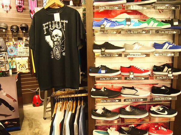 Skateshop In Orchard For Sale