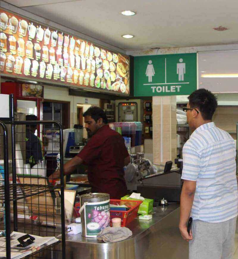 No Manpower Issues! Rare Opportunity! 24-Hr Indian Muslim Eating House Near Mrt, Opp Mosque For Takeover  - Owner Migrating - Profit From Day 1 (Thai Restaurant Sold!)