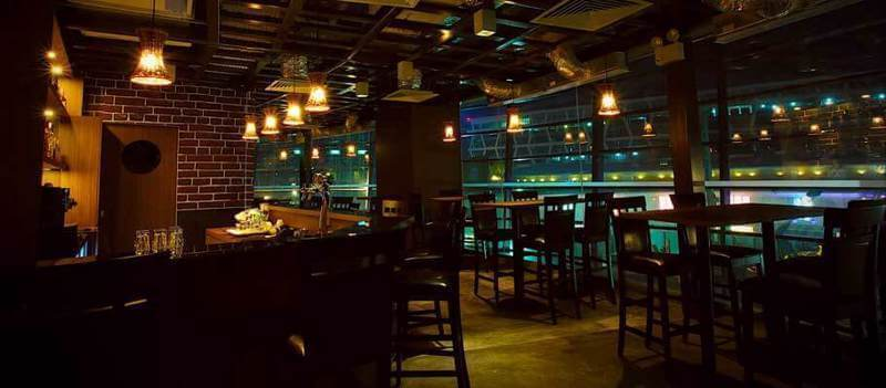 Bar and Cafe @ Changi Business Park