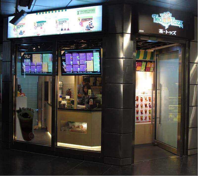F&B Desserts And Drinks (Takeaway Concept) Store For Sale