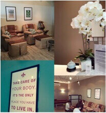 A Professional And Experienced Acupressure Body Massage Centre For Sale.