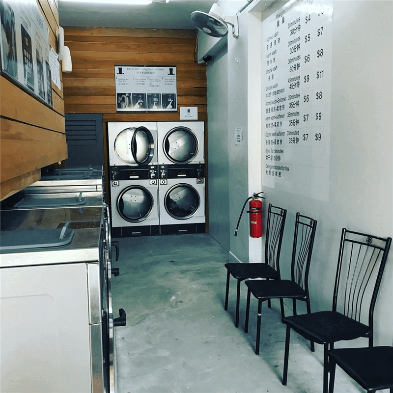 24 Hour Coin Laundromat - Lower Delta Road