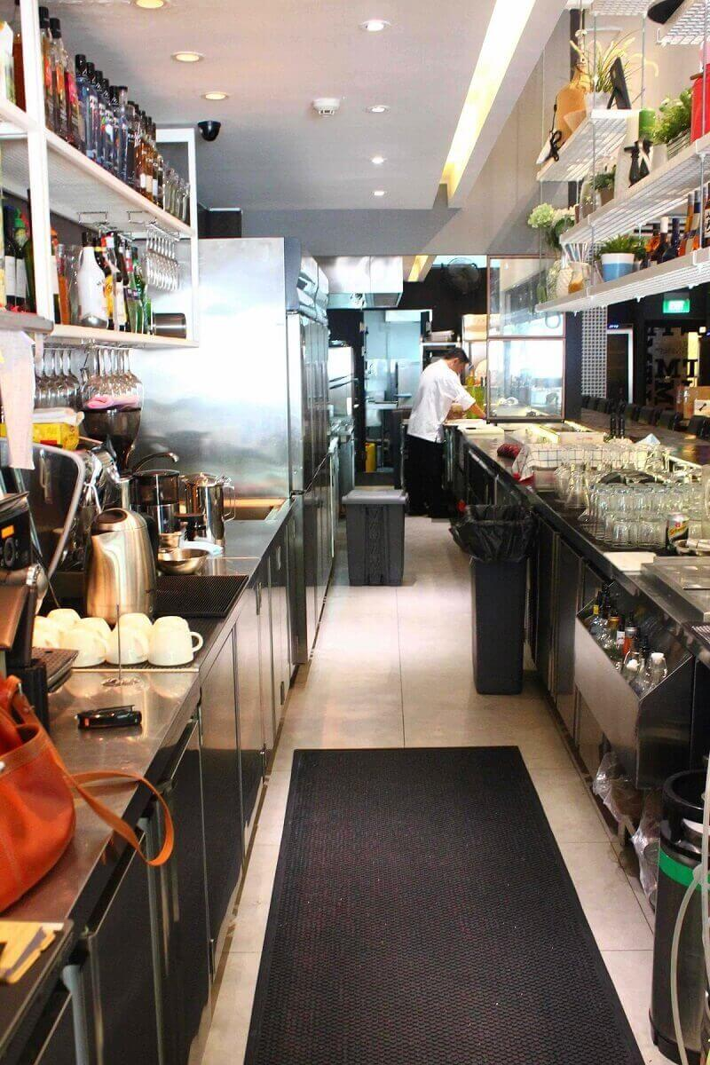 Ready To Operate 'For Western Cuisine' Restaurant Outlet For Sale For $100K!