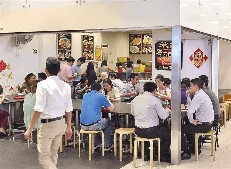International Plaza - Cafe Kiosk For Takeover