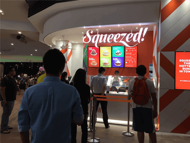 Selling Squeezed! Punggol Waterway Point Outlet