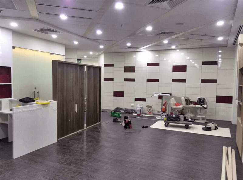 Fully Renovated Modern Fitness At Raffles Place Looking For Take Over