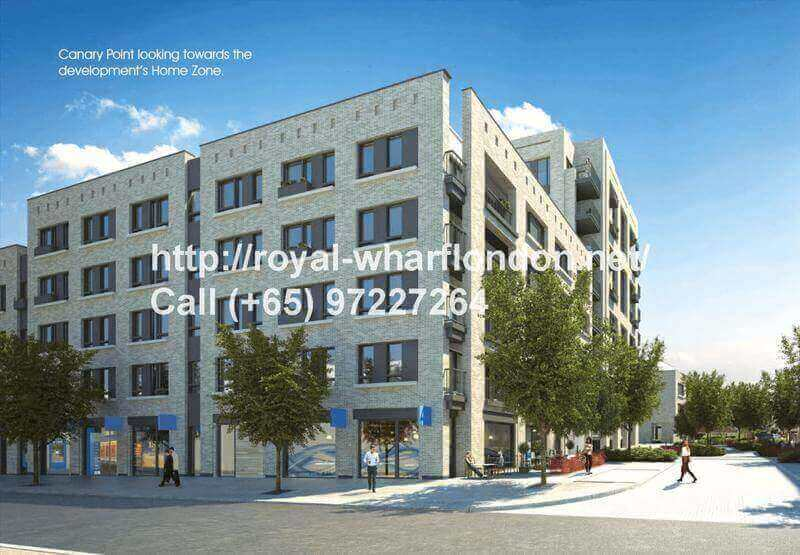Marine Wharf East London Zone 2 For Sale