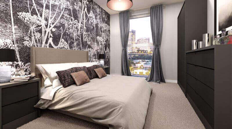 Manchester Apartment For Investment With Guarantee Rental Yield
