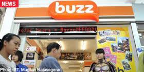 Buzz Kiosk Franchise For Takeover