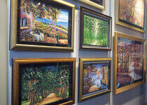 Unique Art & Gift Gallery For Sale