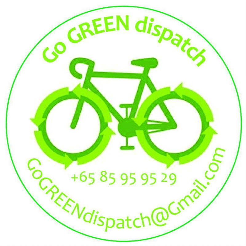 Eco Friendly Bicycle Delivery Service