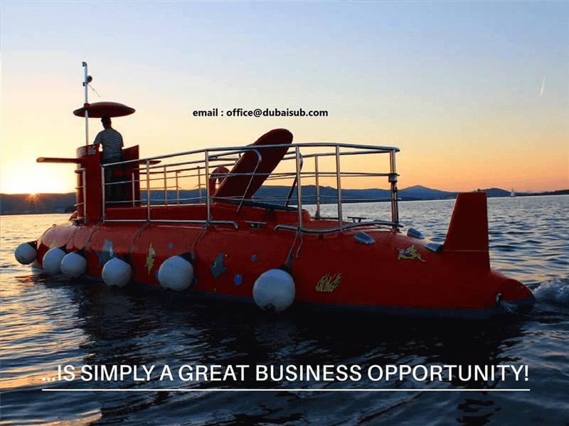 Sub Marine For Sale - New