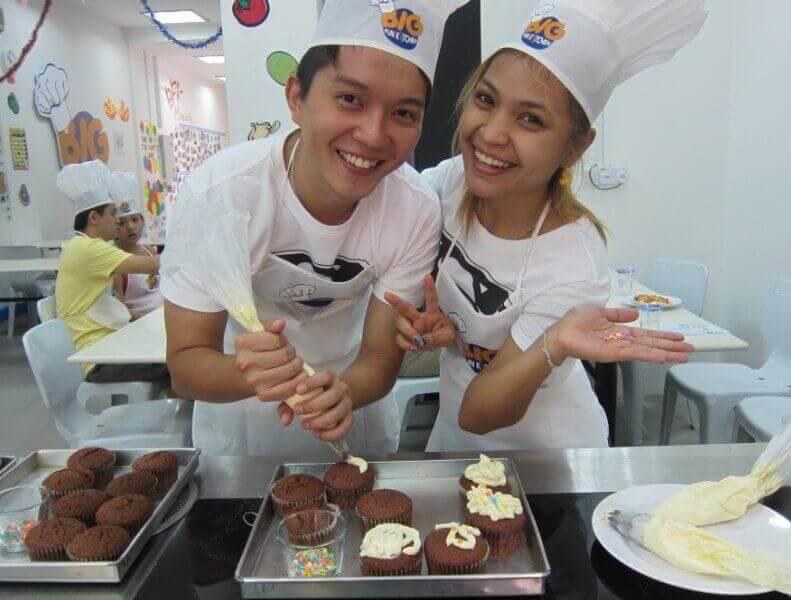 Big Fun Kitchen - Culinary Fun Learning And Teambuilding