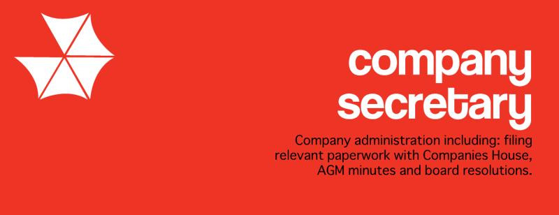 Company Secretary  / Filing Agent For Acra