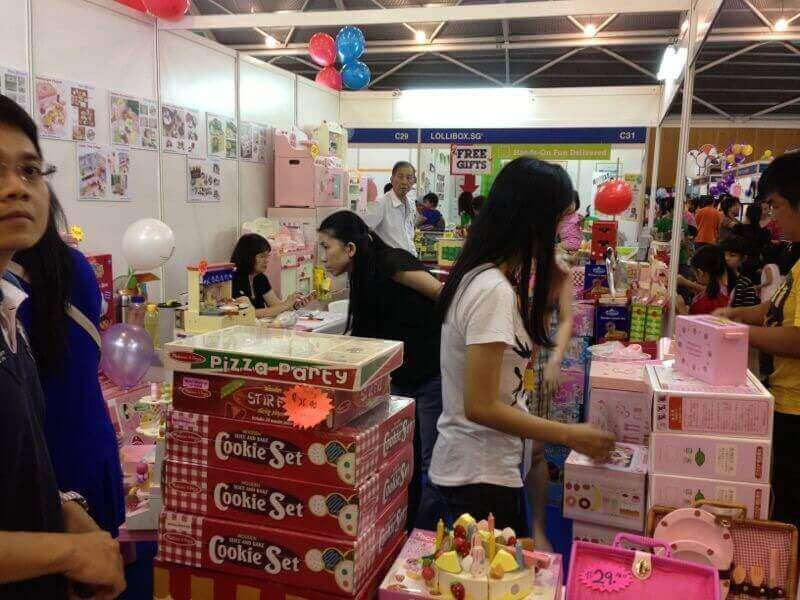 Profitable Online Business on Kid Toys and Maternity Wear