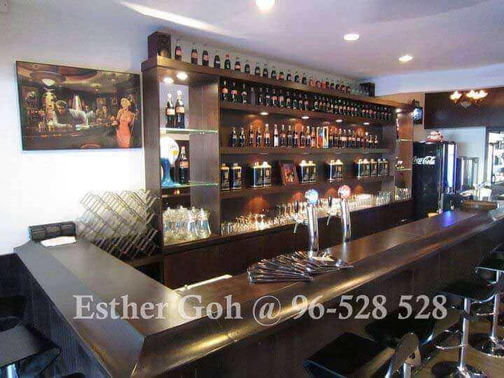 Al Fresco Western Bistro That Screens Live Soccer And Serves Beer For Sales