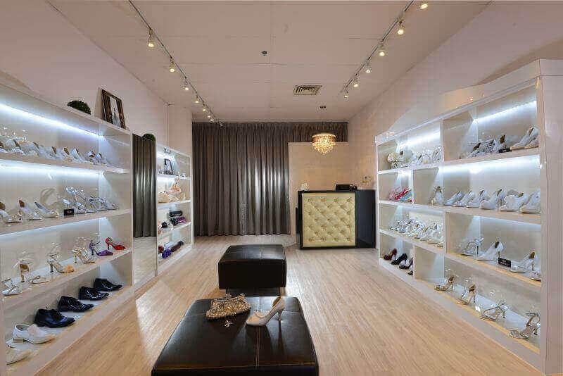 Established Shoes Business For Sale