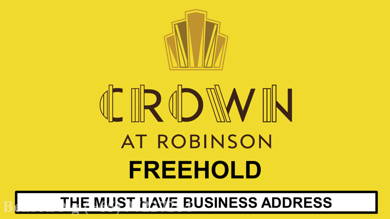Freehold CBD Office For Sale - Crown @ Robinson