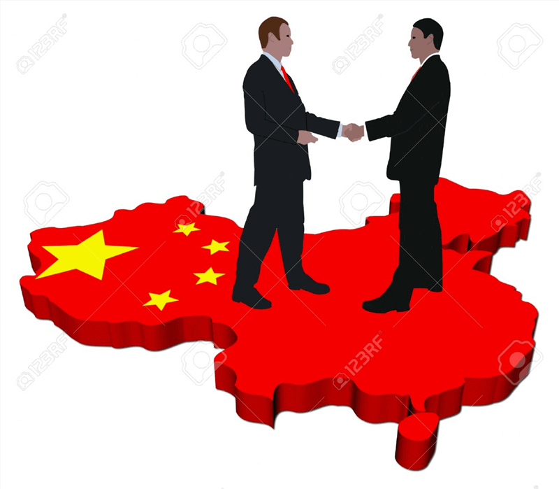 Looking For Partners With China Contact