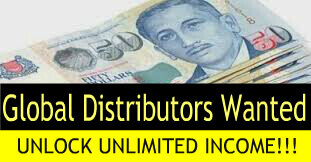 Global Distributors Wanted For An Amazing Self-Selling Product Online