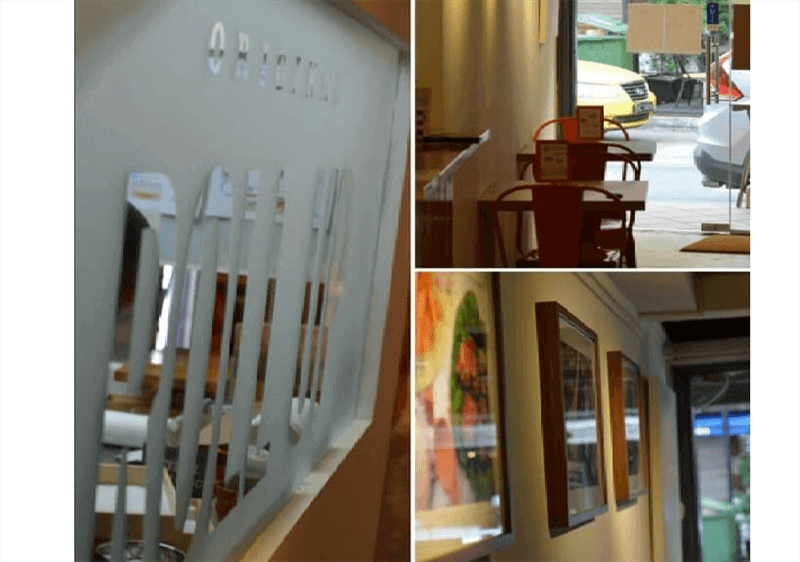 Restaurant Available For Sale (Urgent - Op. Broke Even)Owner Moving Out Of Sg