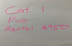 Cat. 1 PUB With 8 PA Quota For Takeover. Rental S$950 Only. Call 90083036