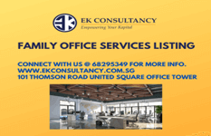 *** Family Offices Setup For Sale ***